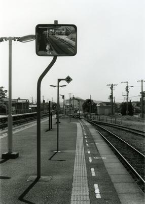 線路の写真