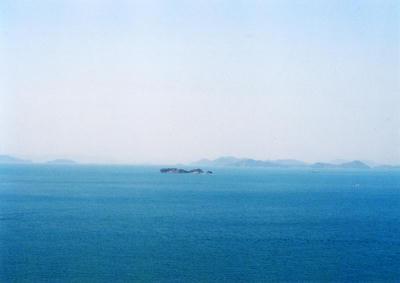 粟島の写真