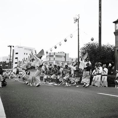 阿波踊りの写真