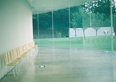 21世紀美術館の写真