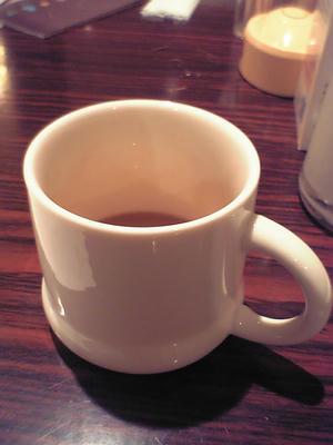 幹事コーヒー