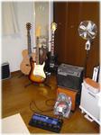 ギター関係一式