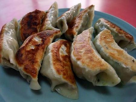 龍苑 餃子