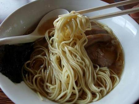 いちりん 細麺