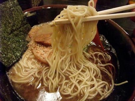 村田屋の麺