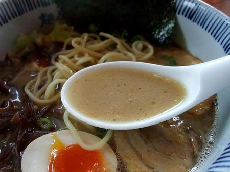 麺屋 大谷 スープ