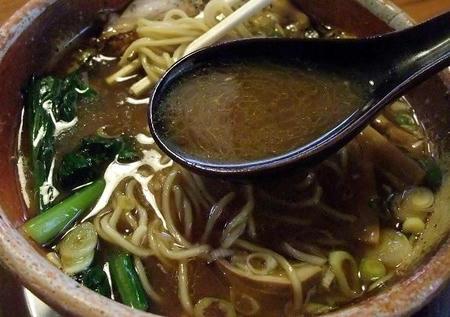 あってり麺 スープ
