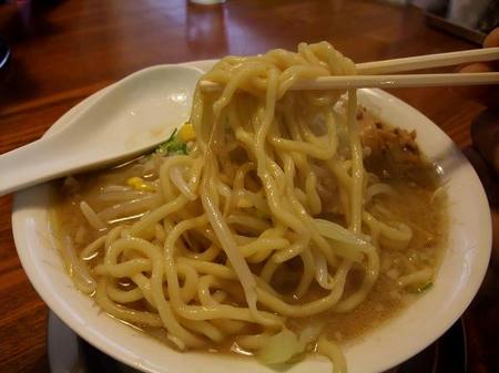 もやしらーめん 太麺
