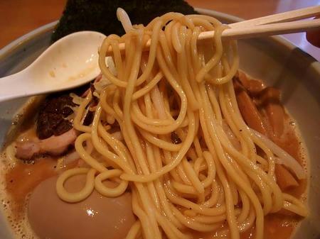麺や スズケン 麺