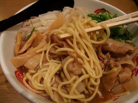 徳福の極太麺