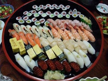 寿司光の寿司