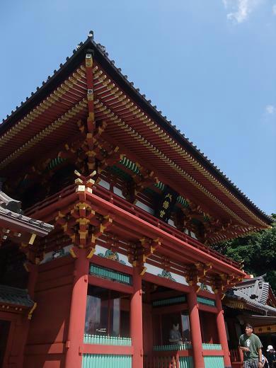 鶴岡八幡宮 本宮