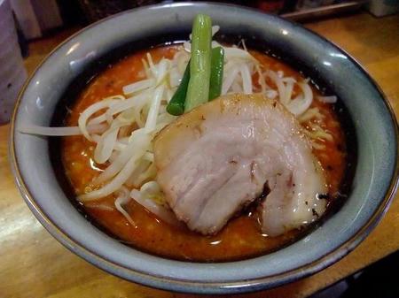 上州山賊麺 大大坊 辛味噌山賊麺