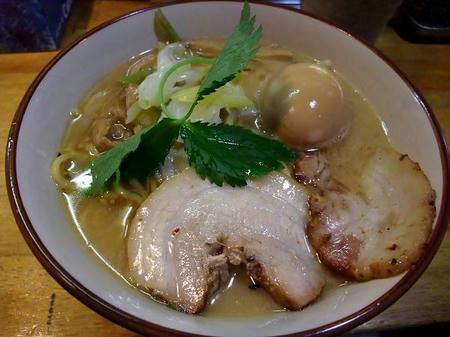 上州山賊麺 大大坊 特製山賊麺 大盛