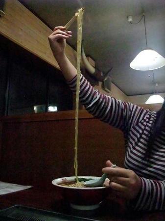 おおつき食堂 手打麺