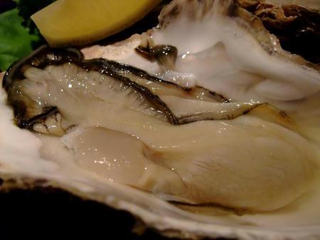 三陸産牡蠣