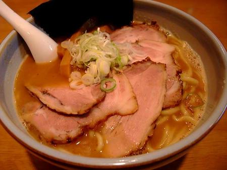 麺や スズケン ちゃーしゅう麺