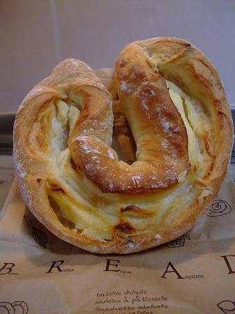 けやきウォークで買ったパン