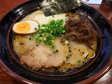 麺屋 双喜 熊本ラーメン