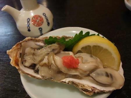 寿司光 生牡蠣