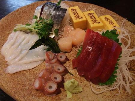 寿司光 盛り合わせ