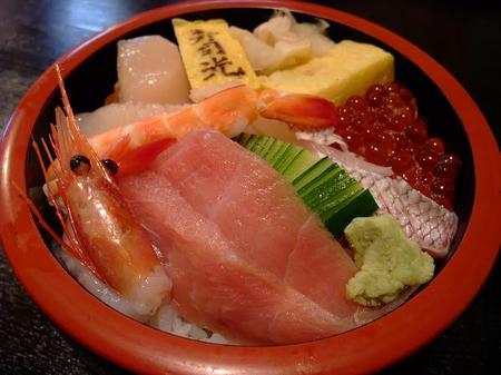 寿司光 上ちらし