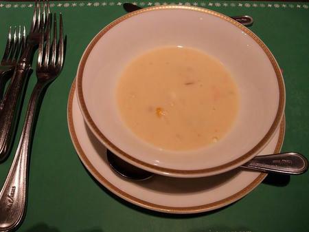 ベーカリーレストラン サンマルク スープ