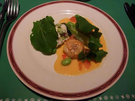 ベーカリーレストラン サンマルク 魚料理