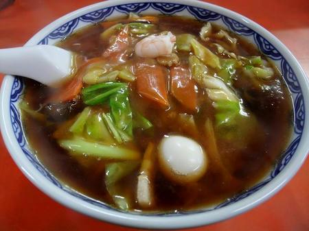 ラーメンハウス 菜館 広東麺