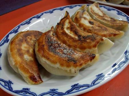 ラーメンハウス 菜館 餃子