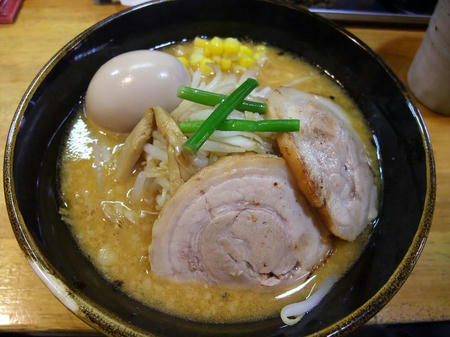 大大坊 特製味噌山賊麺