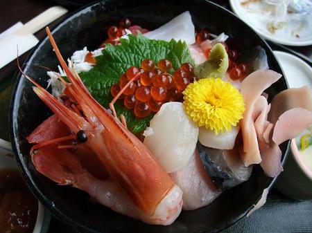 まぐろ茶屋 特上海鮮丼