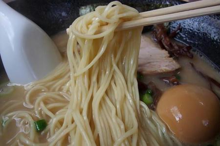味楽留 麺