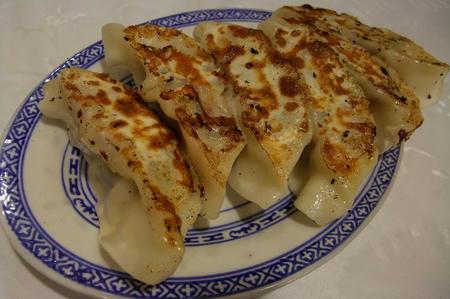 中国ラーメン揚州商人 餃子