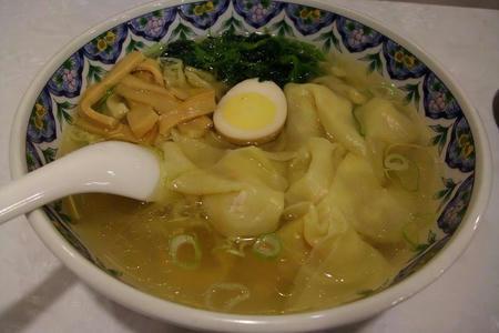 中国ラーメン揚州商人 エビワンタン麺