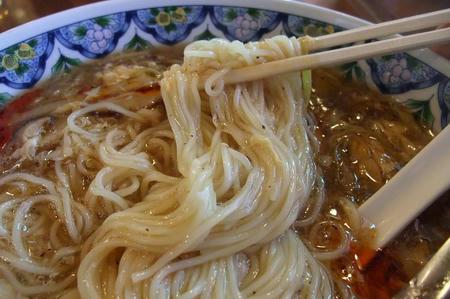 中国ラーメン揚州商人 柳麺