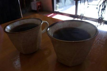 わたりや 食後のコーヒー付き
