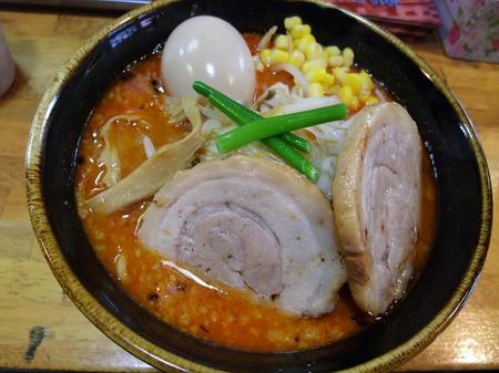 上州山賊麺 大大坊 特製辛味噌山賊麺