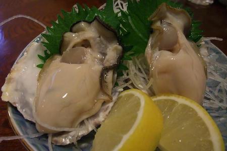 かよう亭 生牡蠣