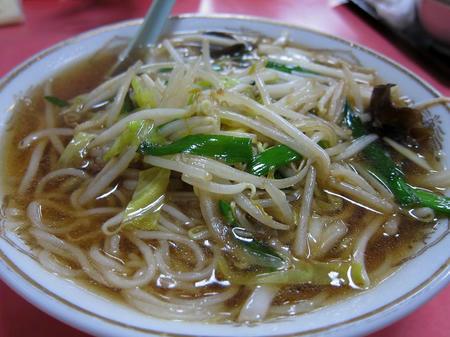 中華料理 龍苑  野菜ラーメン(醤油)