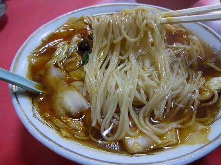 中華料理 龍苑  麺