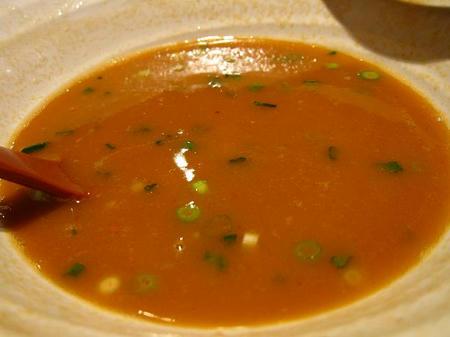 とんこつ屋 秀虎  スープ