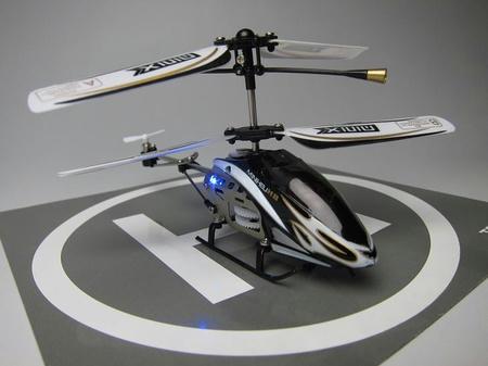 自家用ヘリ IRC miniX