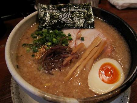 食彩麺酒房 響 豚そば