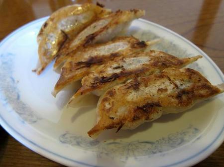 地鶏ラーメン自給屋 餃子