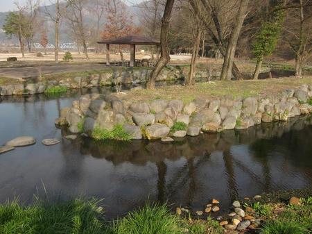 東吾妻町親水公園