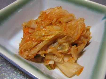 焼肉 燦 キムチ