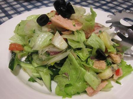 レストラン ピック ニース風サラダ