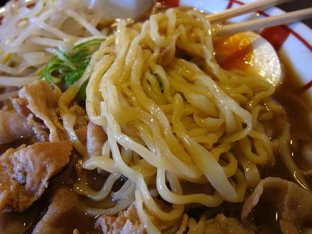 飛騨高山中華そば やまと 太麺