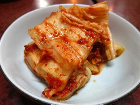 焼肉レストラン 快楽宴 キムチ